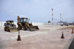 Construcción del nuevo aeropuerto de Manta costará 21 millones de dólares