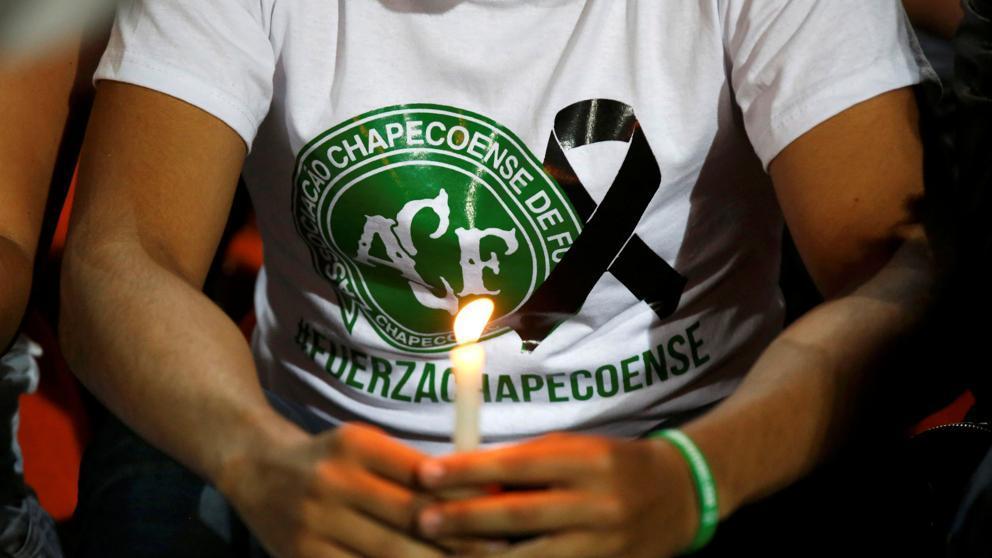 Familias de las víctimas de la tragedia del Chapecoense esperan justicia 2 años después