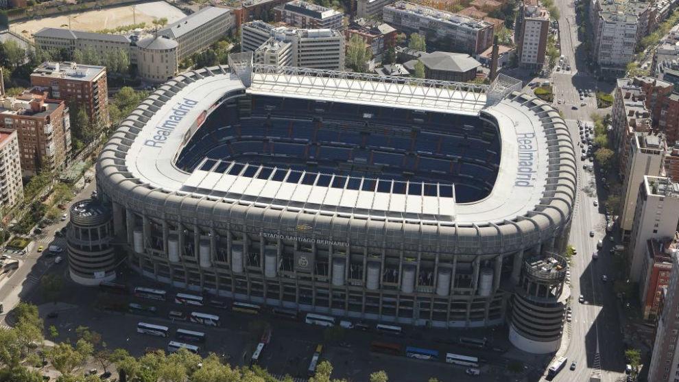 Madrid, con el Bernabéu, se suma a ciudades para acoger final de Libertadores