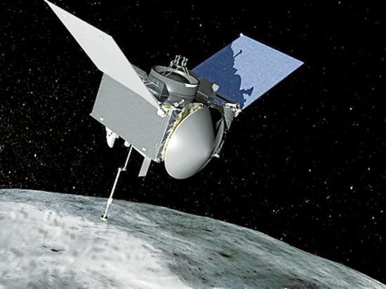 Nave llega a asteroide que contiene datos  sobre origen de la vida