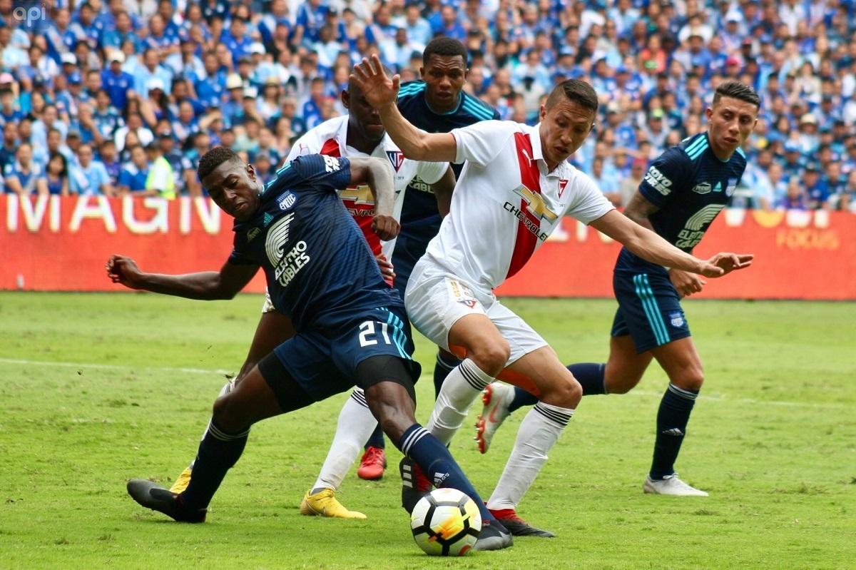 Emelec y Liga se alistan para crucial jornada camino al título del campeonato nacional