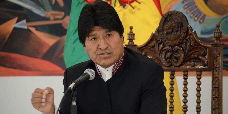 Corte electoral de Bolivia habilitó a Evo Morales para ser candidato presidencial