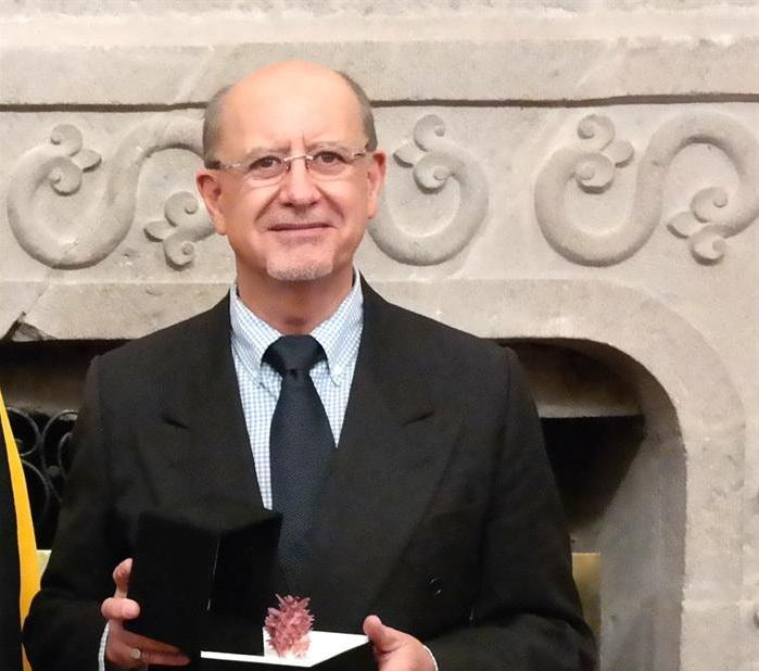 Jaime Marchán es nombrado como el nuevo embajador de Ecuador en Londres
