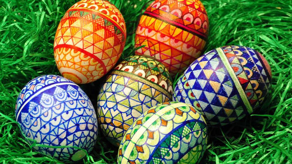 Detienen a dos húngaros en Colombia con 98 huevos de pascua llenos de cocaína