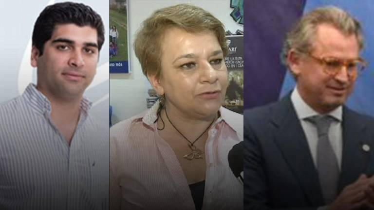 Dos economistas y una comunicadora aspiran a la Vicepresidencia de Ecuador