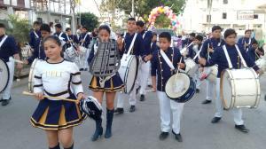 La Inmaculada celebra con desfile sus 95 años de creación