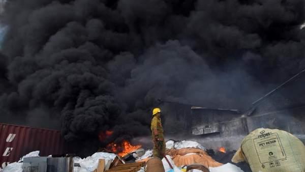 Cuatro muertos y más de 40 heridos tras explosión de fábrica en República Dominicana