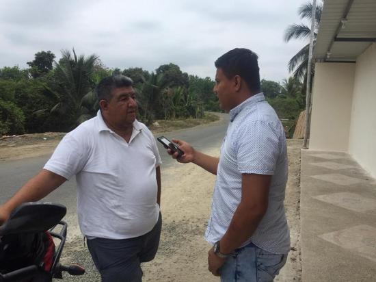 En Higuerón se sienten seguros, pero faltan obras