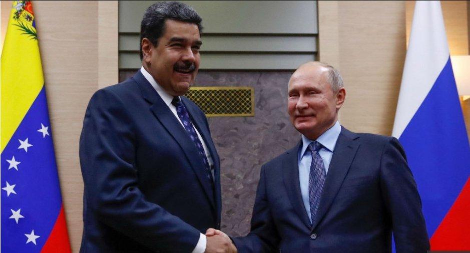 Maduro cierra contratos con Rusia por valor de más de 6.000 millones dólares