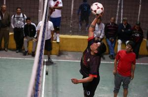 Ecuavóley, el deporte ''made in Ecuador'' convertido en acontecimiento social