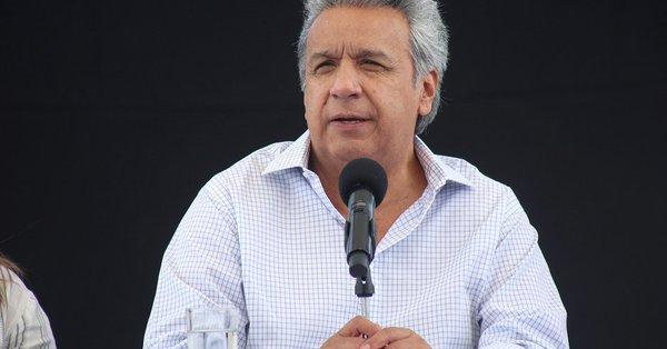 China espera mejorar la cooperación con Ecuador con la visita de Moreno