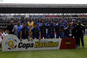 Delfín de Manta clasifica a la primera fase de la Copa Libertadores 2019