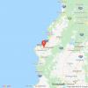 Sismo de 3.8 se registró esta mañana en Jaramijó