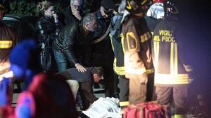 Estable los siete jóvenes que resultaron gravemente heridos tras estampida