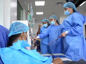 En el hospital ya se hacen las diálisis