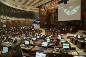 La Asamblea Nacional elegirá a nuevo vicepresidente el próximo martes