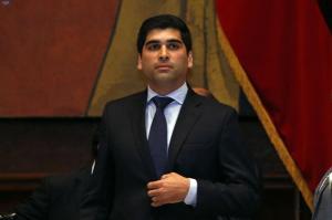 [PERFIL] Economista y radiodifusor, el tercer vicepresidente de Ecuador en 19 meses