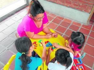 Misión de aldeas sos es que niños vuelvan a casa