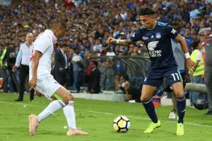 Emelec y Liga de Quito empataron en la final de ida del Campeonato Nacional  (1-1)