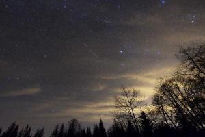 La mejor lluvia de estrellas podrá verse la madrugada de este jueves