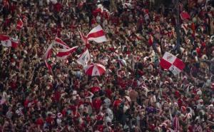 Dos detenidos por asesinar a hincha de River en festejos por la Libertadores