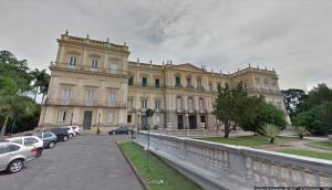 Google permite pasear por Museo Nacional de Río de Janeiro antes de incendio