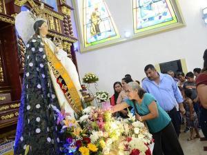 Investigan Sobre La  Virgen De  La Merced