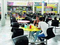 Plaza Calderón con poca demanda