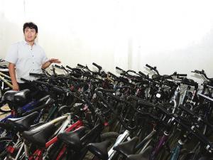 Bicicletas desde $ 30 para personas de bajos recursos