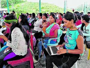 Una Cita Por El Pueblo Amazónico