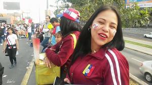 Venezolanas en Perú ganan un 17 % menos que los hombres, según encuesta OIM
