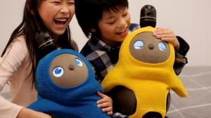 Inventan un robot para dar afecto y ayudar a vencer la soledad