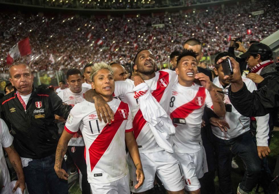 Perú se despide del histórico 2018, año de su regreso a un Mundial de fútbol