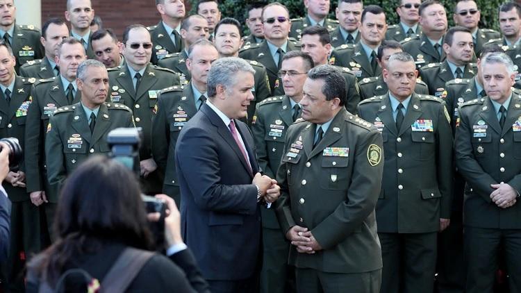 Colombia dice que sigue con investigación de posible atentado contra Duque