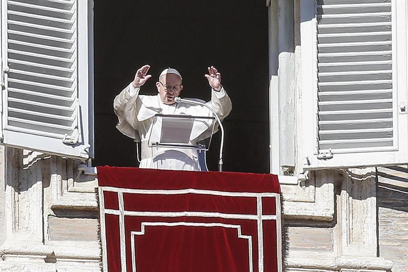 Papa Francisco: 'Es mejor no ir a la Iglesia que hacerlo y luego vivir odiando'