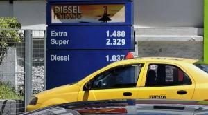Transportistas advierten movilizaciones por precio de diésel