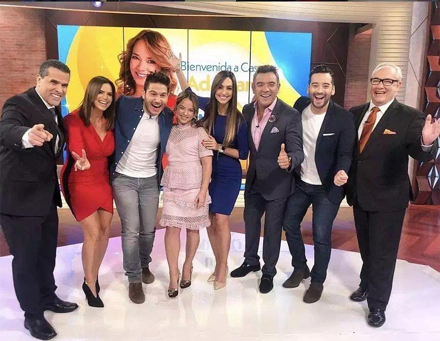 Adamari López regresa a la TV tras una gripe que le pudo costar la vida