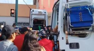 Mujer es atropellada mientras cruzaba paso cebra, en Portoviejo