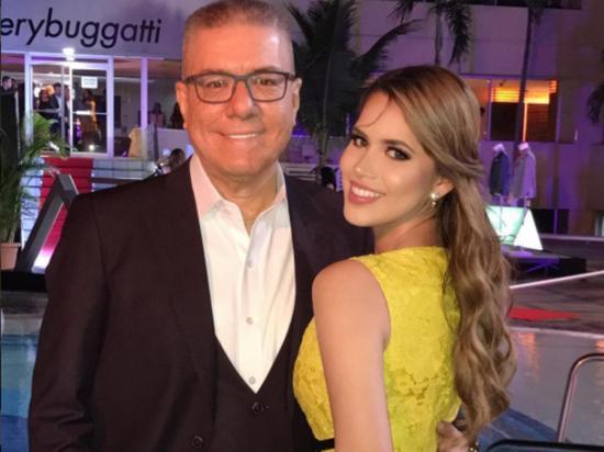 El presentador Vito Muñoz y su esposa, la manabita Rosibel Zambrano, serán padres