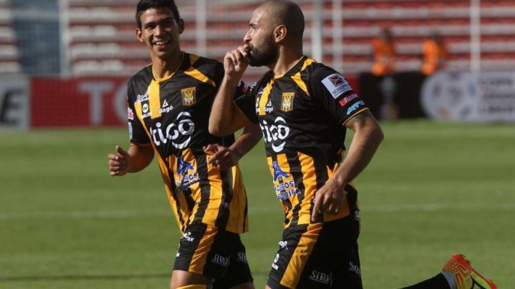 El paraguayo Ernesto Cristaldo es el nuevo refuerzo de Fuerza Amarilla