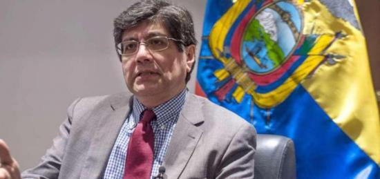 Ecuador recalca que no ha roto sus relaciones diplomáticas con Venezuela