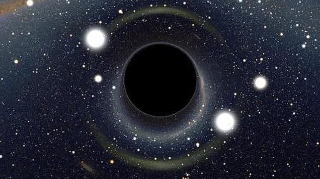 Detectado el posible nacimiento de un agujero negro o estrella de neutrones