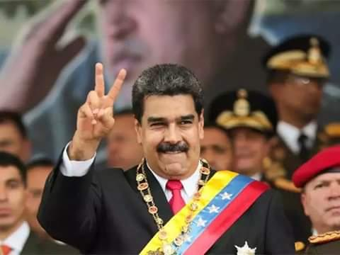 Maduro jura para segundo período y será presidente de Venezuela hasta 2025
