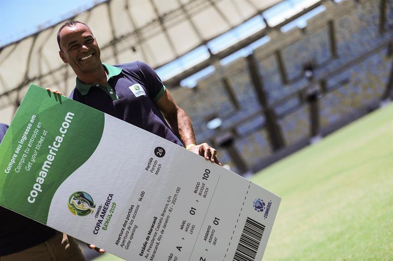 Comienza venta entradas para Copa América 2019 con precios desde 16,2 dólares