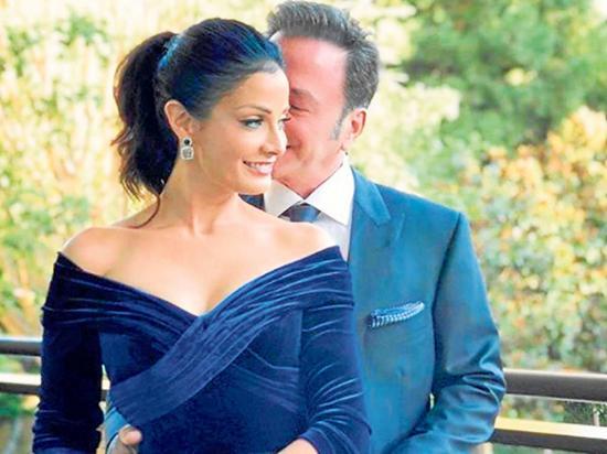 Dayanara Torres revela cómo quiere su boda con Louis D' Esposito