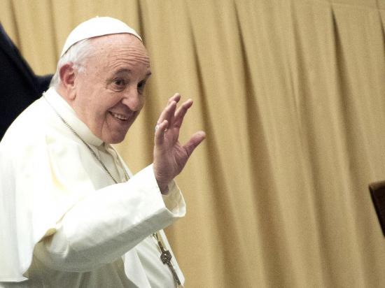 El papa crea  una asociación  deportiva