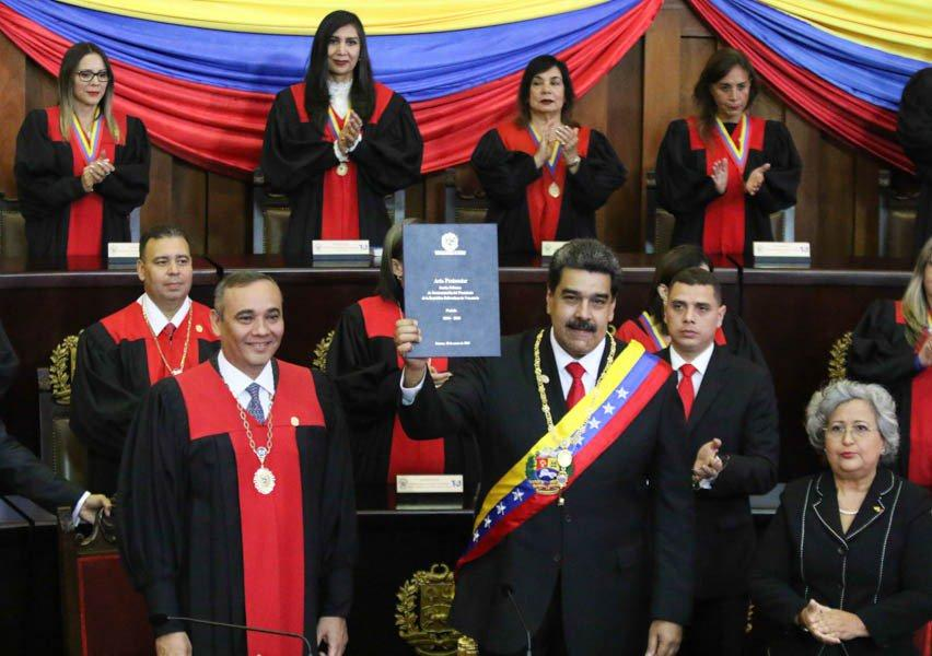 Venezuela dice que no reconocer a Maduro en OEA sienta 'peligroso precedente'