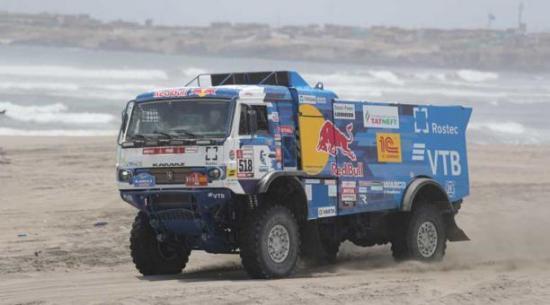 Excluyen un camión ruso del Dakar por atropellar a espectador y no auxiliarlo