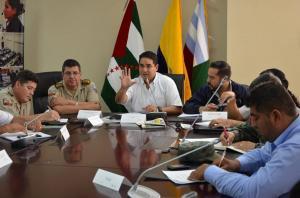 Declaran a Manabí en Alerta Amarilla por lluvias