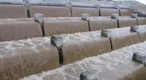 Suspenden el bombeo de agua por turbiedad en El Ceibal